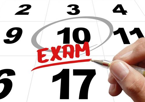 time exam testing