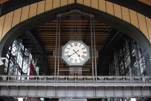 time clock architecture