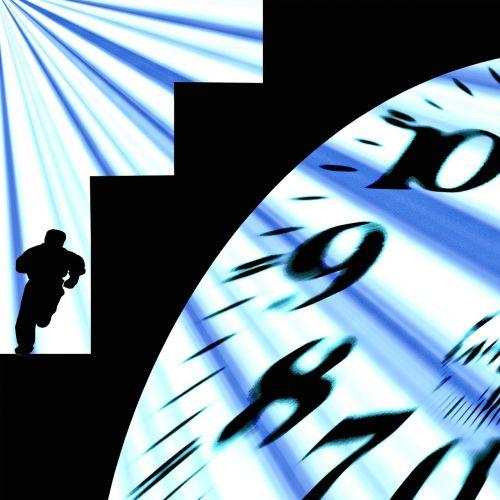 time clock present