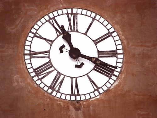 time watch timetable