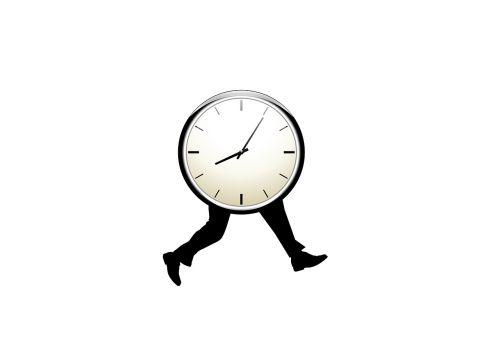 time clock legs