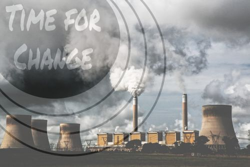 time for change time for a change power plant
