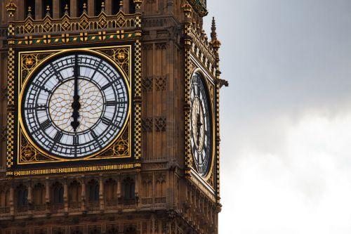 Time On Big Ben