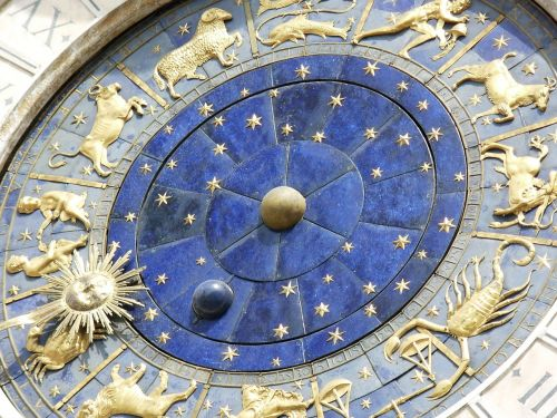 timepiece historical horoscope