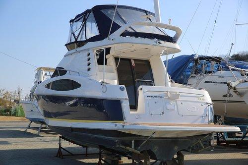 times  yacht  jeongok port