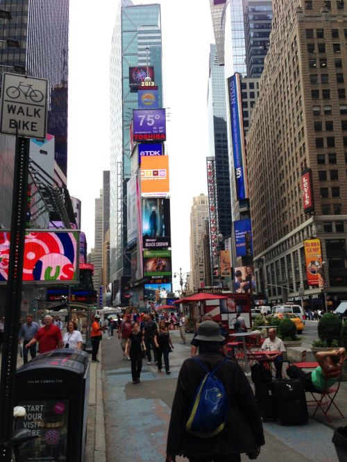 times square new york broadway