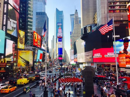 times square new york new york city