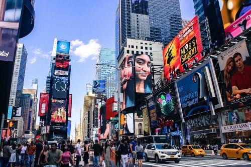 times square nyc city