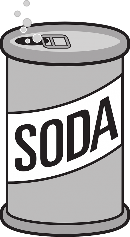 tin can soda