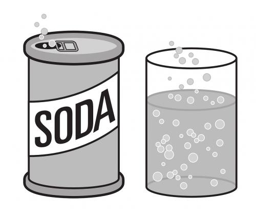 tin can soda