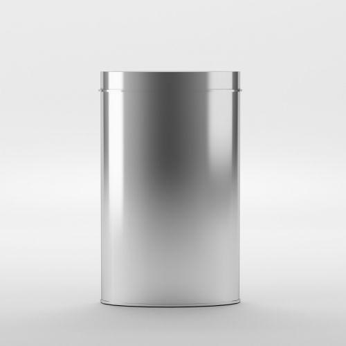 tin can white