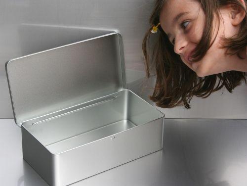 tin can metal box metal packaging