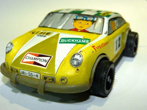 tin car tin toy antique toy