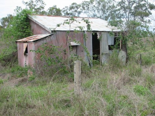 tin shack home queensland