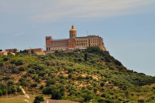 tindari sicily monastery
