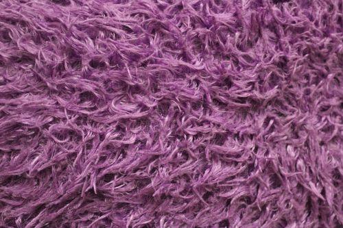 Tiny Violet Fur