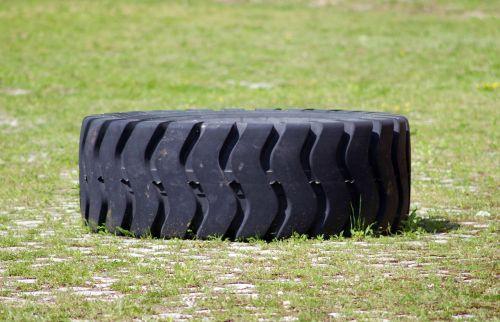 tire tractor rubber