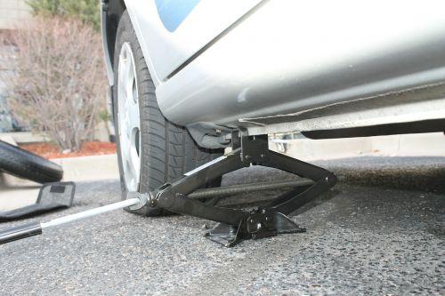 tire flat fix