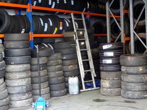 Tire Sales And Repair Garage
