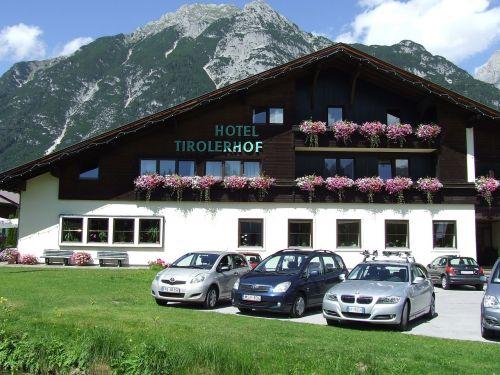 tirolerhof weidach austria