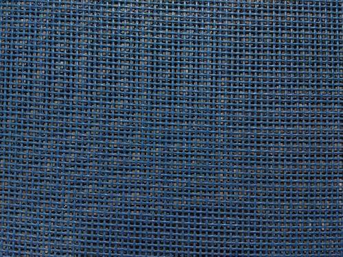 tissue plastic blue