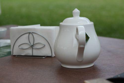 tissue white tea