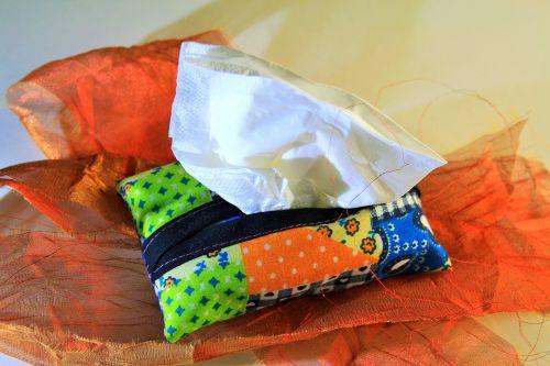 tissue holder holder handmade