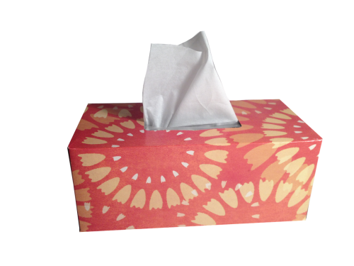 tissues box of tissues hygiene