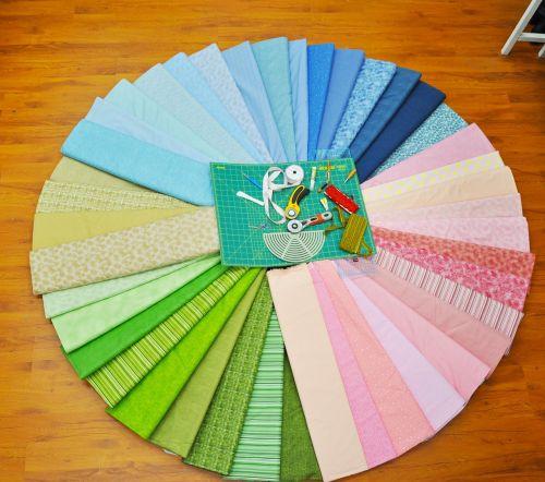 tissues patchwork accessories