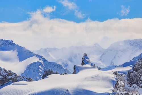 titlis alps swiss alps