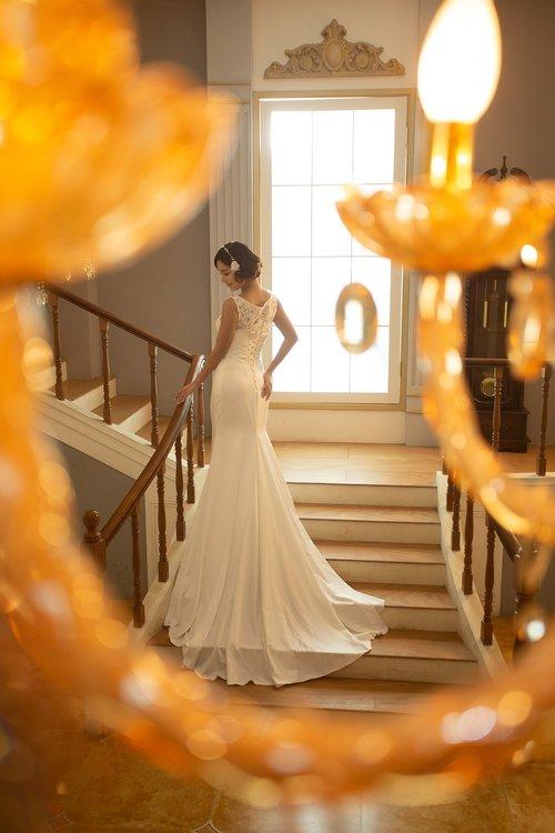 tizino  wedding  blend retouch