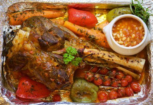 tjena-kitchen roast leg of veal roasted