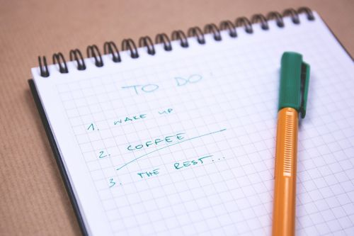 to do list checklist