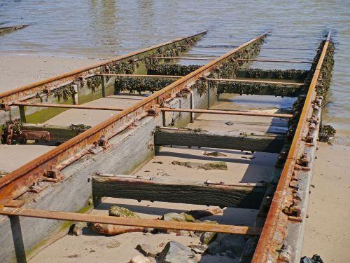 to dress shipyard slipway dry dock