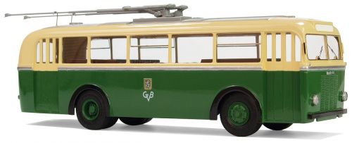 one to mpe trolley bus
