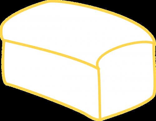 toast bread loaf