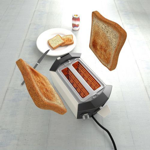 toast white bread slices of toast