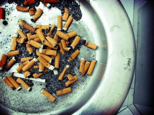 tobacco nicotine habit