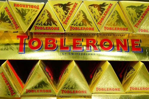 toblerone chocolate sweetness