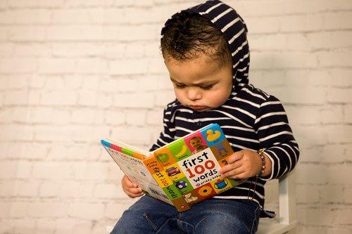 toddler  reading  kids fashion
