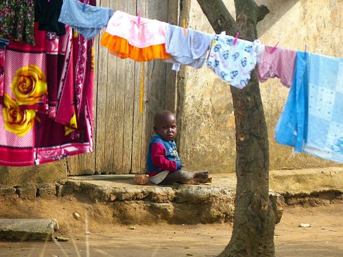 toddler africa lonely