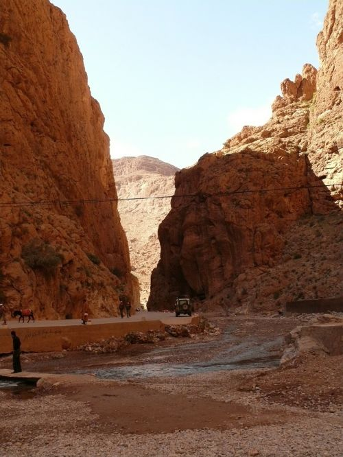 todra gorge morocco gorge