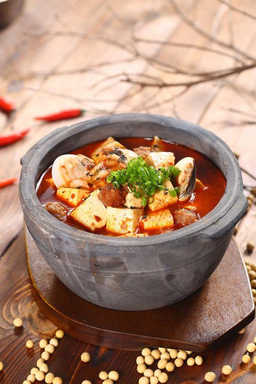 tofu hot casserole
