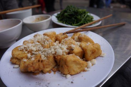tofu fried fried tofu
