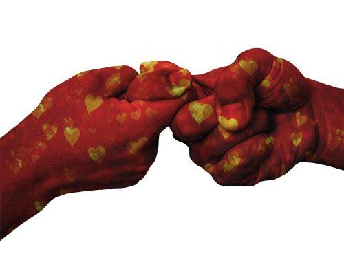 togetherness love friendship