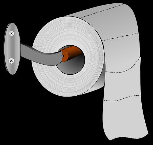 toilet paper clip art toilet roll
