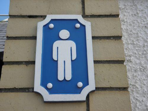 toilets men bathroom