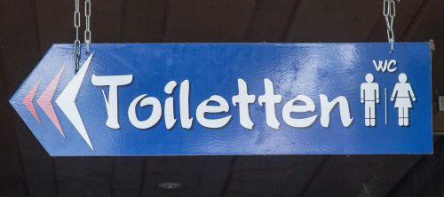 toilets wc loo