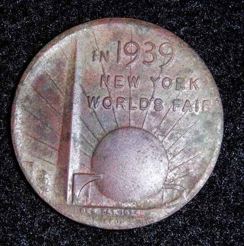 token coin world's fair