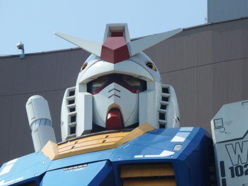tokyo gundam front